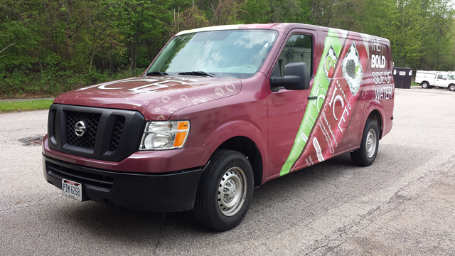 Vehicle Wraps Parma