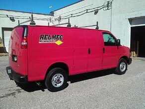 Vehicle graphics in Cleveland are signs on wheels