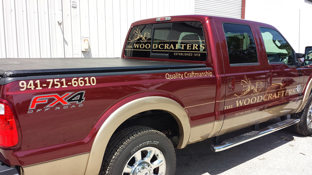 Truck Graphics Parma, OH