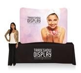 Trade show custom imprinted table covers Cuyahoga County OH