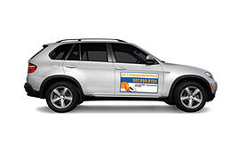 Where to buy vehicle magnetic signs in Cleveland