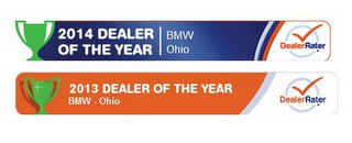 Showroom banners for Cleveland Auto Dealerships