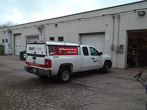 Call Epic Signs in Cleveland for Wholesale vehicle wrap installation