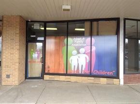 Window Decals Parma, Ohio