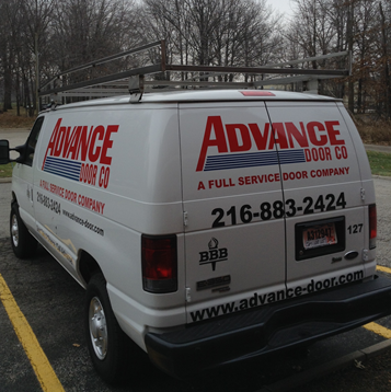 Cleveland Vehicle Graphics