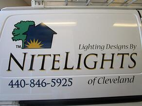 Cleveland Truck Stickers