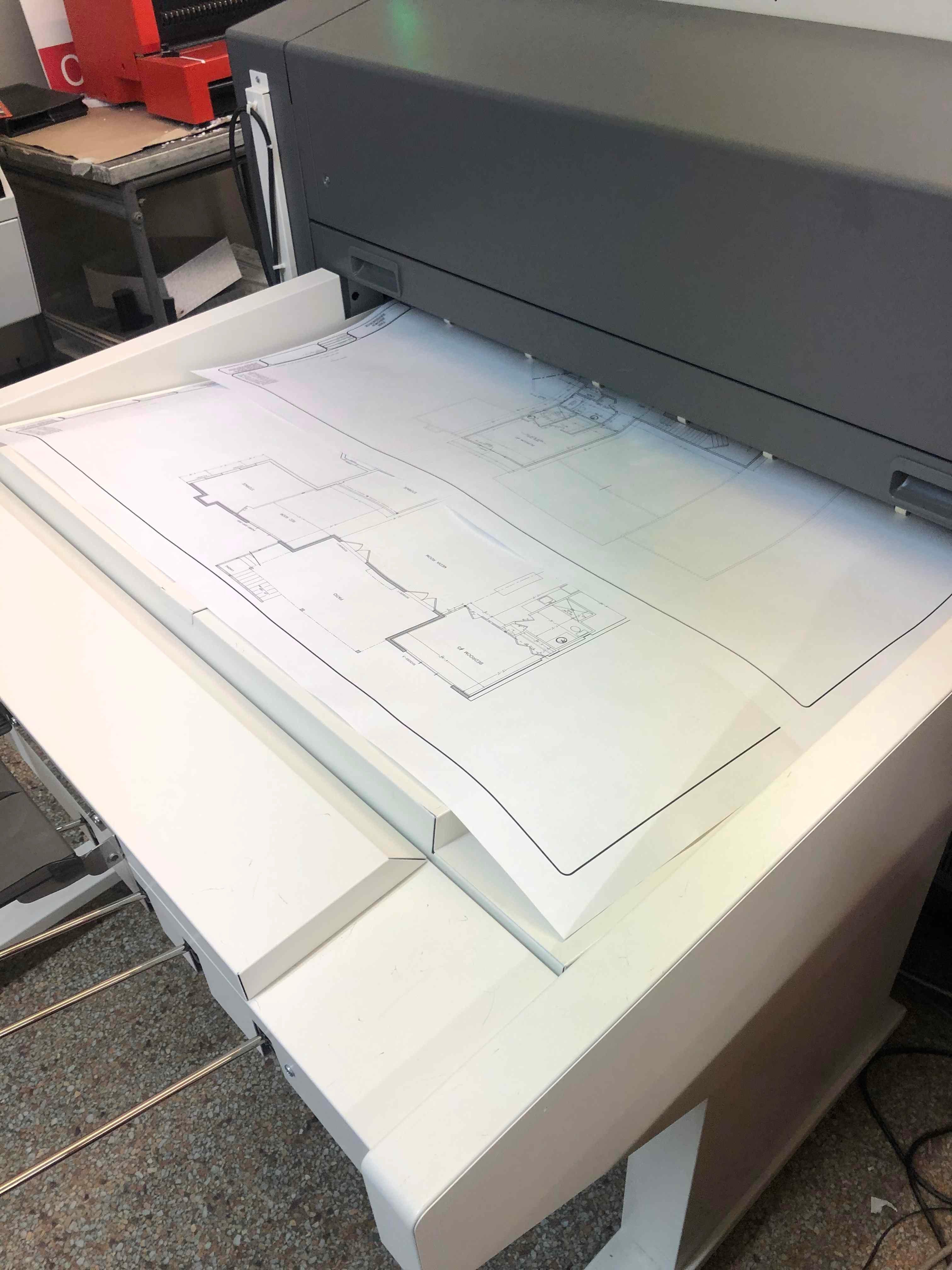 Blueprint Printing