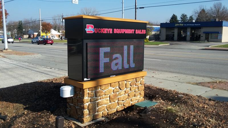 LED Display Sign Cleveland, OH