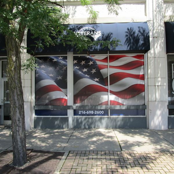 veterans commision window graphics