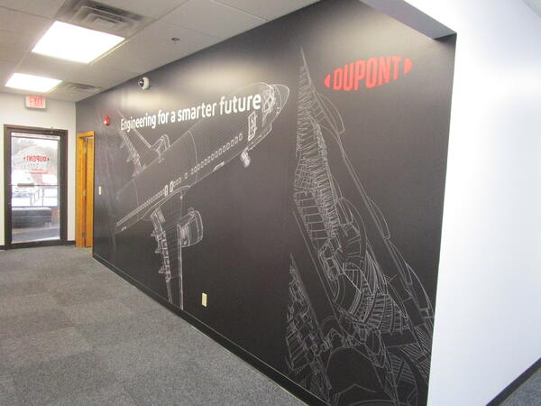 Valley View Wall Mural