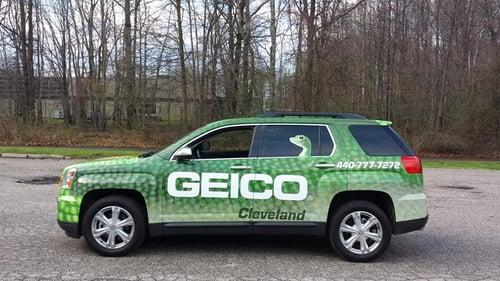 Vehicle Wrap Cleveland