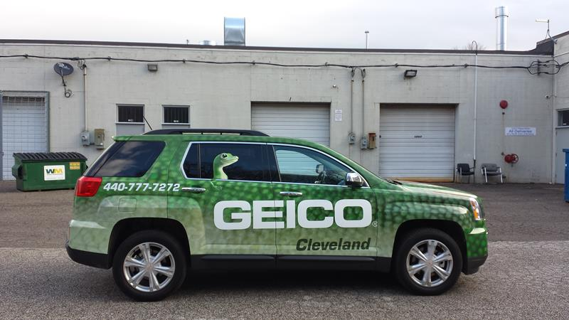 Business Wrap Cleveland, Oh