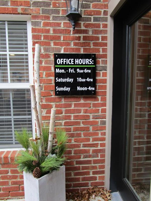Office Directory Signs Westlake, Oh