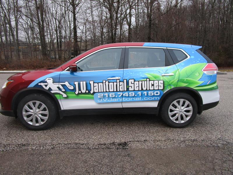 Vehicle Wrap Cleveland