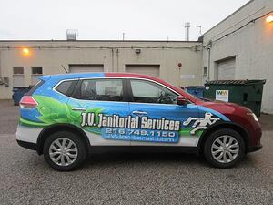 Vehicle Wrap Cleveland, Oh