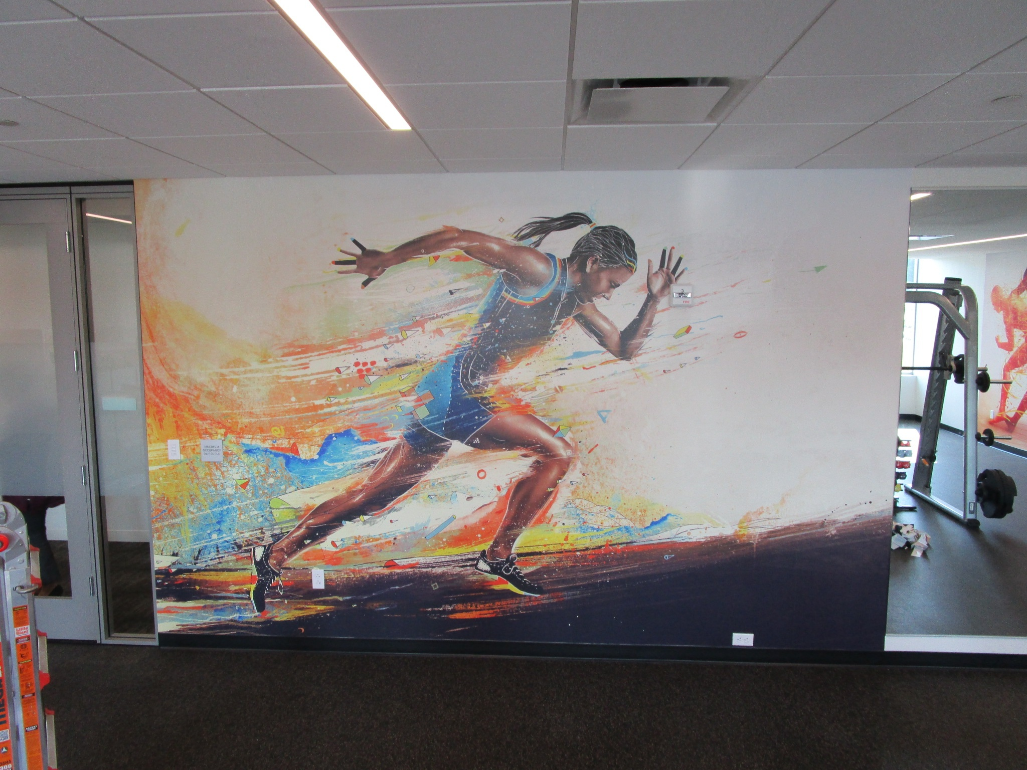 Inspirational Wall Murals Cleveland