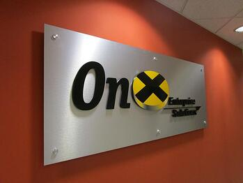 Custom Office Sign Mayfield Hts, Oh