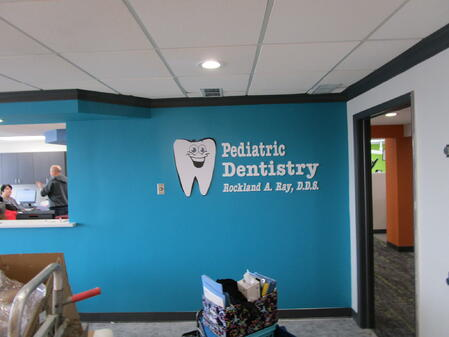 Wall Letters For Dentist