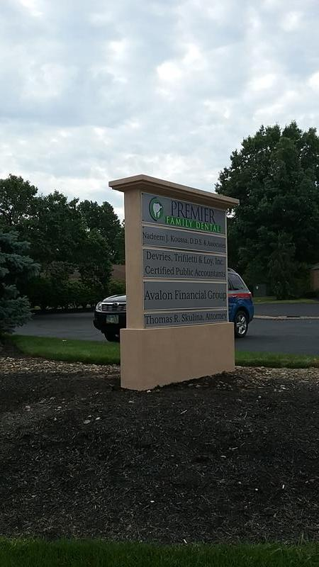 Business Sign Westlake, Oh