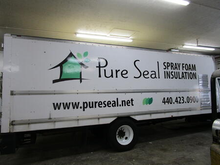 Box Truck Wrap Mentor Ohio