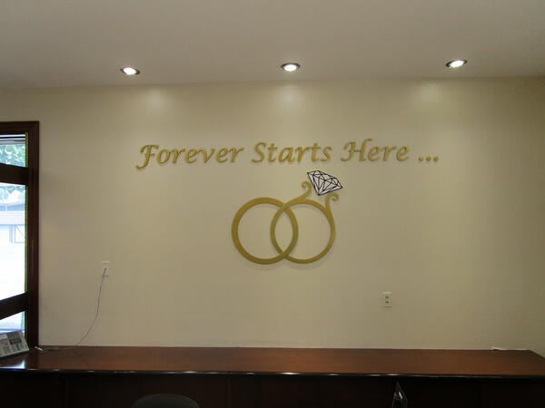 Strongsville, Ohio wall graphics