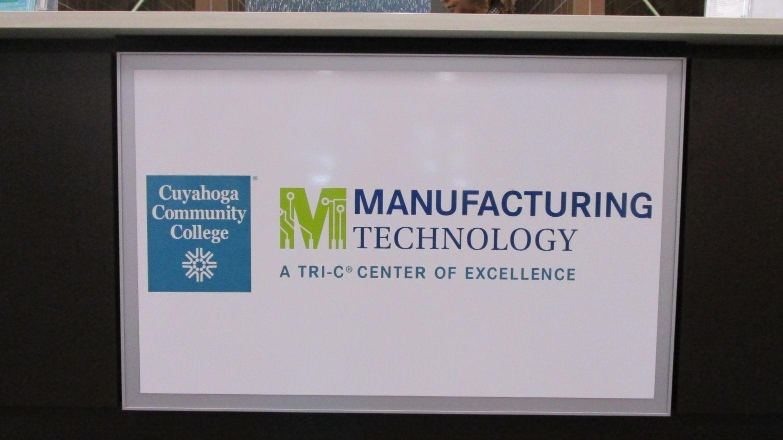 Inside Business Sign Cleveland, Oh