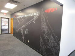 High Tech Wall Mural