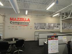 Cleveland Wall Lettering and Mural