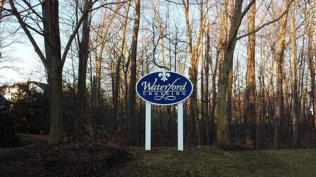 Exterior Post and Panel Signs | Cleveland | Parma | Northeast OH
