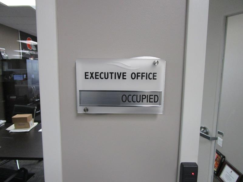Office and Directory Signs