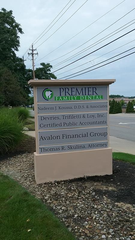 Architectural Monument Signs | Cleveland | Parma | Northeast OH