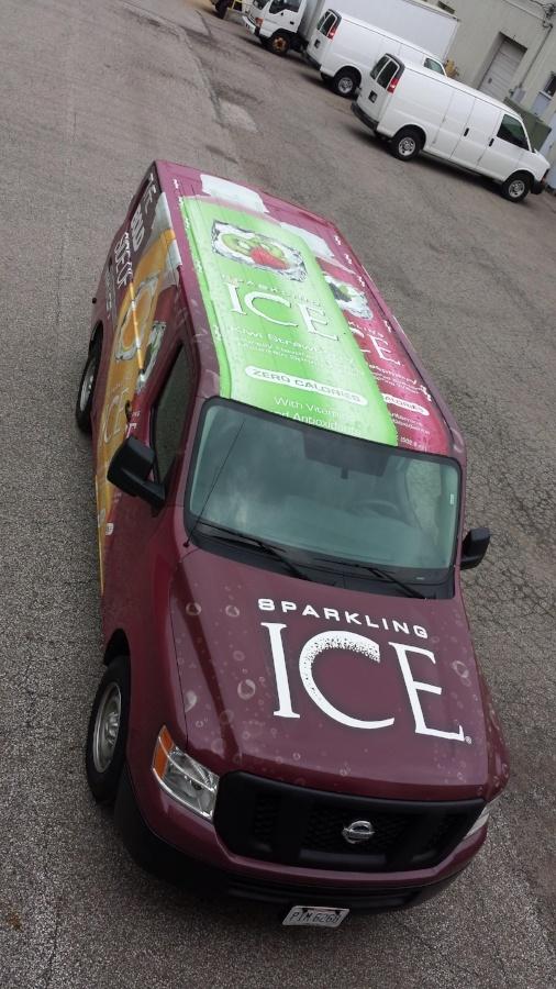 ICE wrap