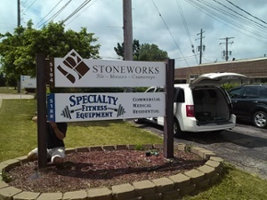 Post and Panel Signs | Cleveland | Parma | Northeast OH