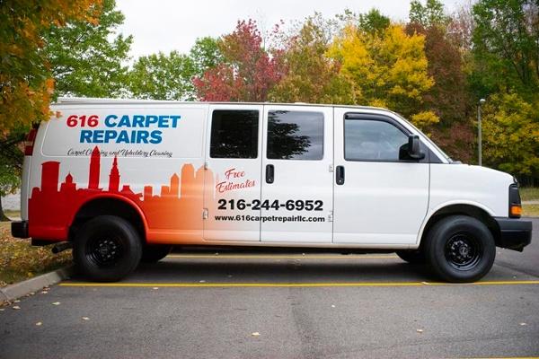 Carpet Company Wrap