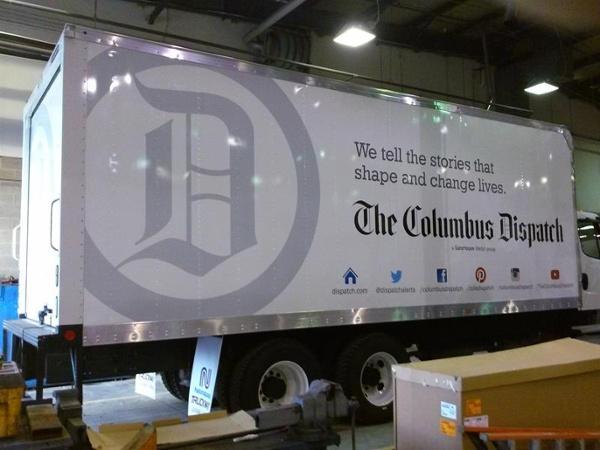 Truck Graphics Columbus, Oh