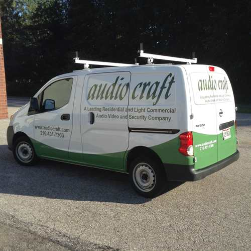 Vehicle Graphics Cleveland